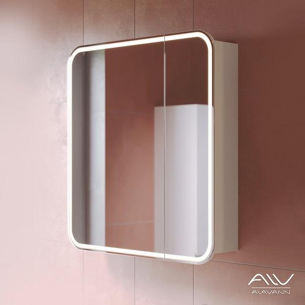 Зеркало-шкаф Alavann Lana 80