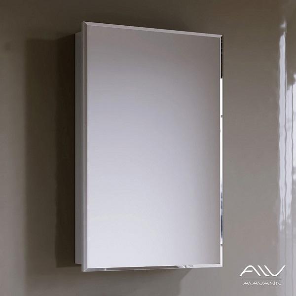 Зеркало-шкаф Alavann Vittoria 55-01