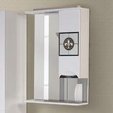 Зеркало-шкаф Onika Флорена 62.01 R белый