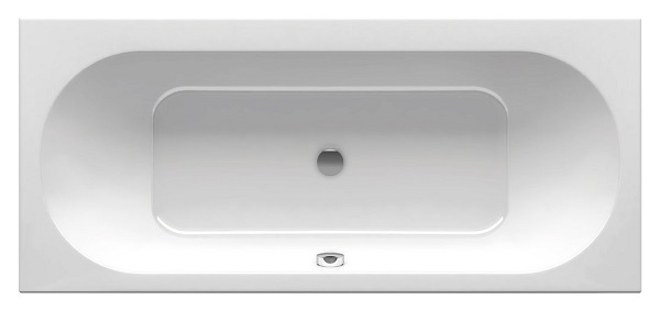 Акриловая ванна Ravak City Slim 180х80