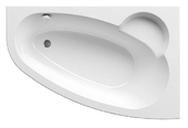 Акриловая ванна Ravak Asymmetric 160х105 R