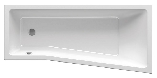 Акриловая ванна Ravak BeHappy II 150х75 левая