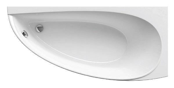 Акриловая ванна Ravak Avocado 150х75 правая