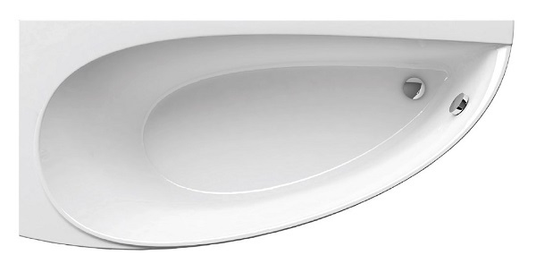 Акриловая ванна Ravak Avocado 150х75 левая