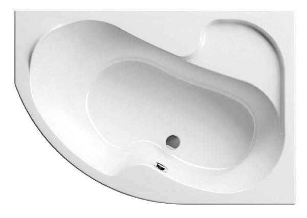 Акриловая ванна Ravak Rosa I 140х105 правая