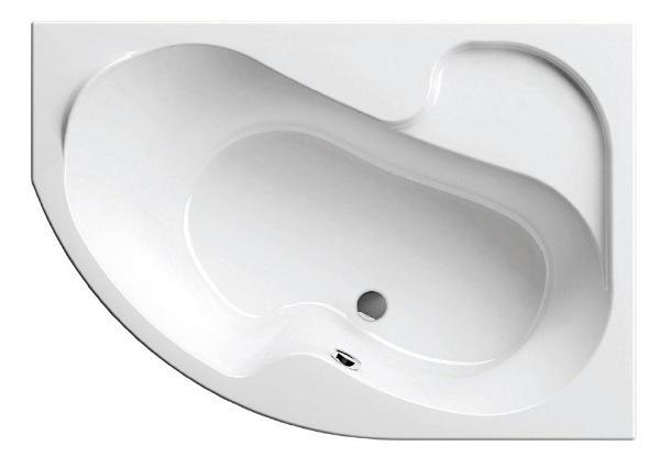 Акриловая ванна Ravak Rosa I 160х105 правая