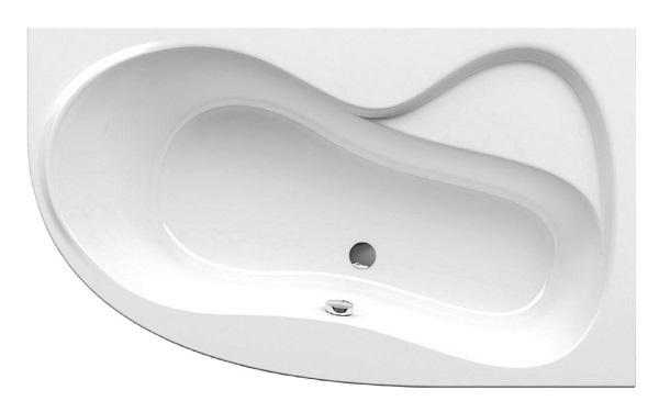 Акриловая ванна Ravak Rosa 95 160х95 правая