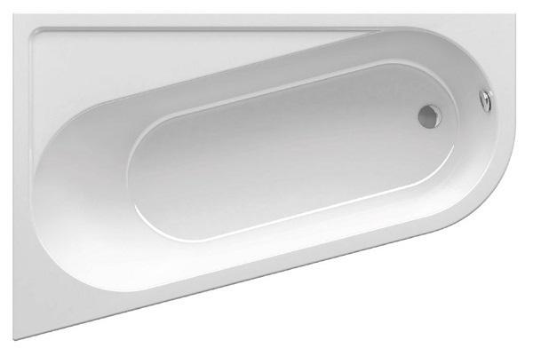 Акриловая ванна Ravak Chrome 170х105 левая