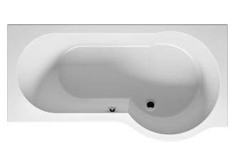 Акриловая ванна Riho Dorado 170х75 левая
