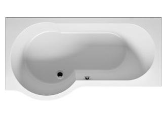 Акриловая ванна Riho Dorado 170х75 правая