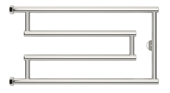 """Полотенцесушитель водяной Сунержа High-Tech model """"G"""" 320x650"""