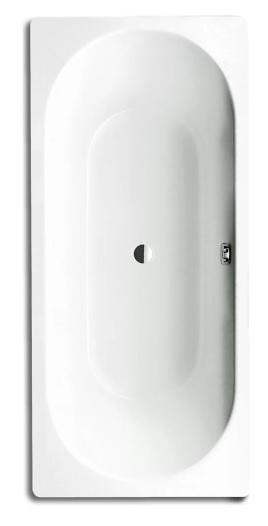 Стальная ванна Kaldewei Classic Duo 114 с покрытием Easy-Clean