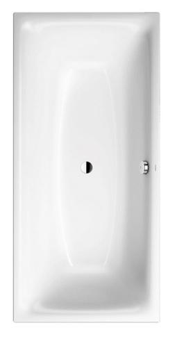 Стальная ванна Kaldewei Silenio 676 с покрытием Easy-Clean