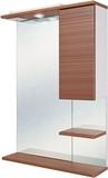 Зеркало-шкаф Onika Элита 60.01 R штрокс коричневый