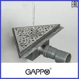 Душевой трап Gappo G82020-1
