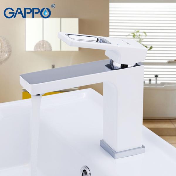 Смеситель для раковины Gappo Futura G1017-8