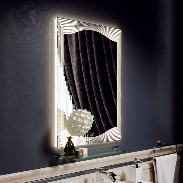 Зеркало Alavann Monaco 60
