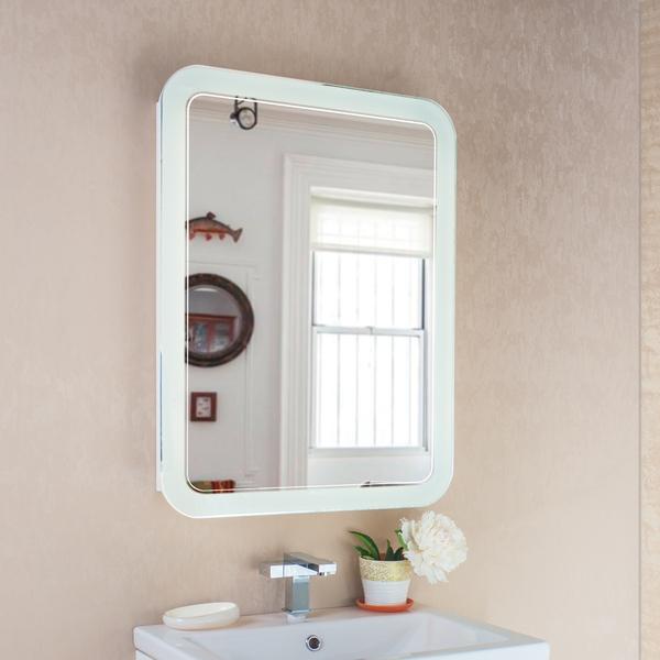Зеркало-шкаф Alavann Vanda Lux 60
