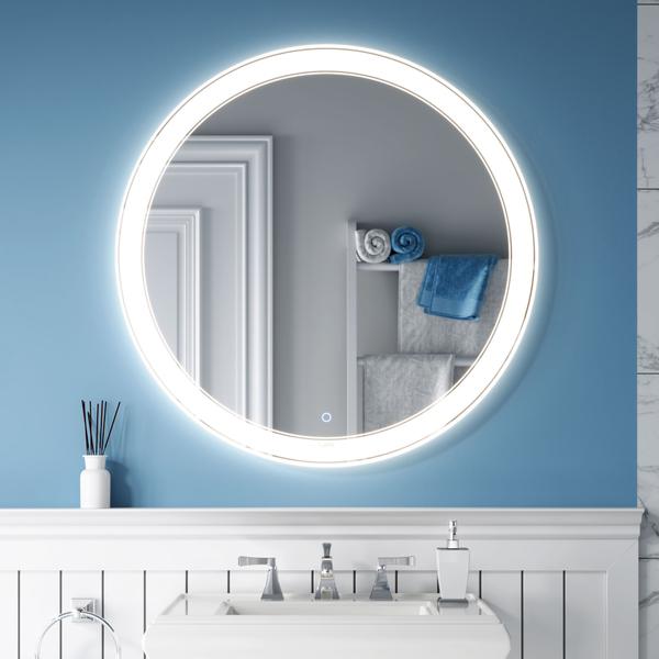 Зеркало Alavann Solis 80