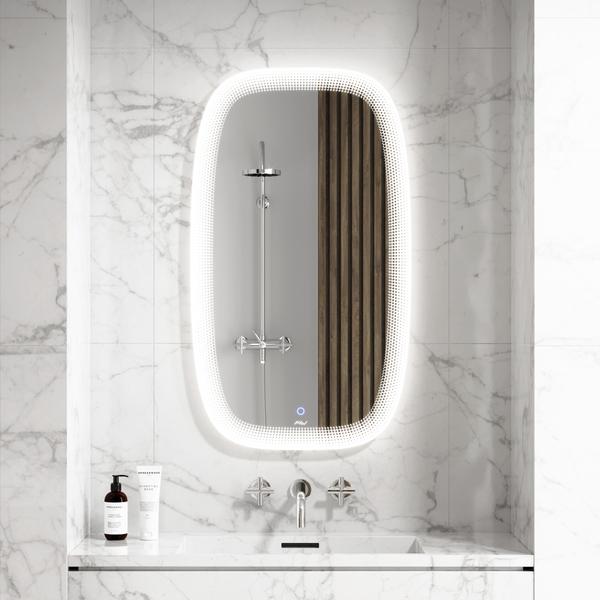 Зеркало Alavann Matrix Lux 52