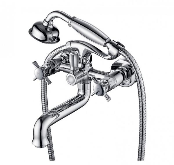 Смеситель для ванны Kaiser Cross 41022