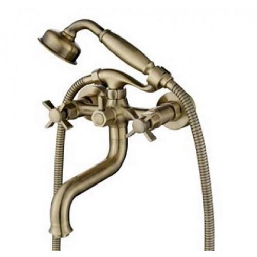Смеситель для ванны Kaiser Cross 41022-1