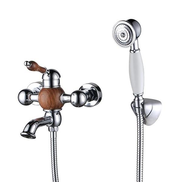 Смеситель для ванны Kaiser Wood 61022