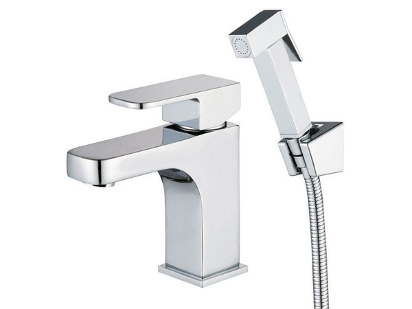 Смеситель с гигиеническим душем Kaiser Sonat 34088