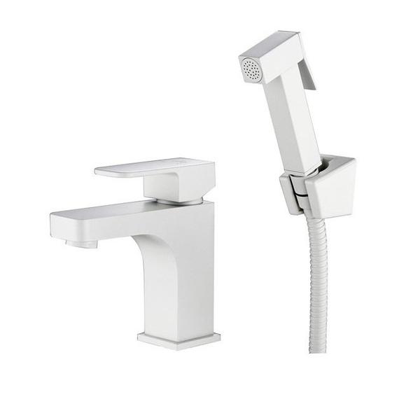 Смеситель с гигиеническим душем Kaiser Sonat 34088-4
