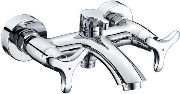 Смеситель для ванны Kaiser Trio 57022