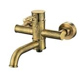 Смеситель для ванны Kaiser Milos 51022-1An