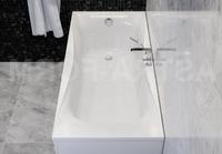 Ванна чугунная Jacob Delafon Prelude 170 с ручками