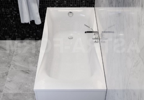 Мраморная ванна Астра-Форм Вега 170х75