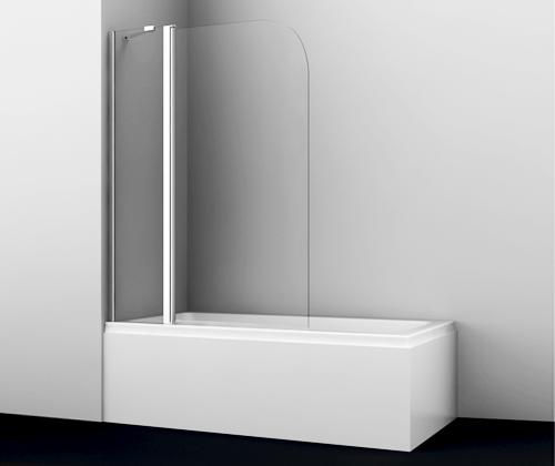 Шторка на ванну Wasserkraft Leine 35P02-110 Fixed