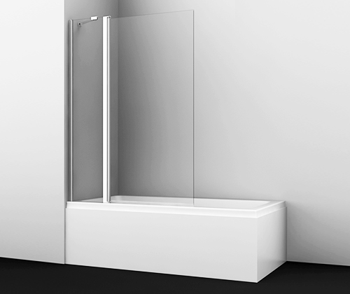 Шторка на ванну Wasserkraft Berkel 48P02-110