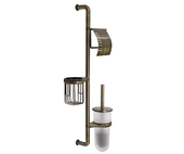 Стойка для туалета Wasserkraft Exter K-1458