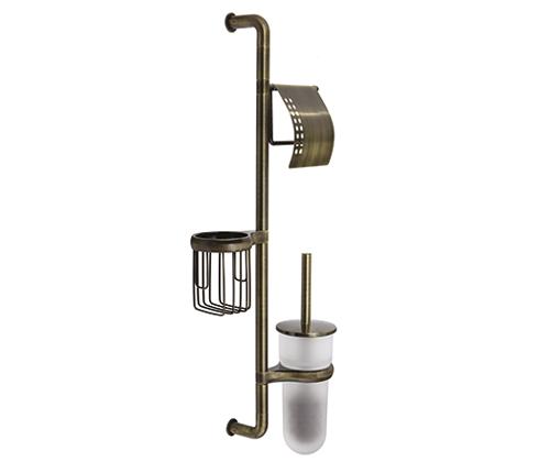 Стойка для ванной Wasserkraft Exter K-1458
