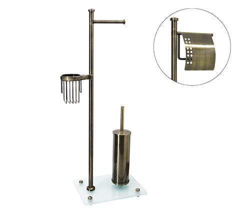 Стойка для ванной Wasserkraft Exter K-1234