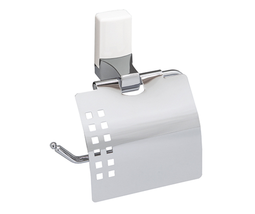 Держатель туалетной бумаги Wasserkraft Leine K-5025 White