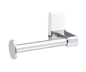 Держатель туалетной бумаги Wasserkraft Leine K-5096 White