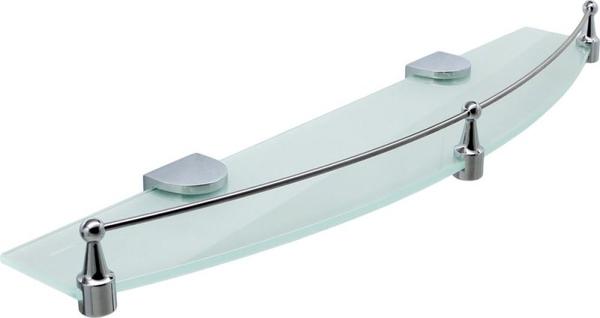 Полка стеклянная Wasserkraft Kammel K-8344