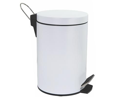 Ведро для мусора Wasserkraft K-635 White