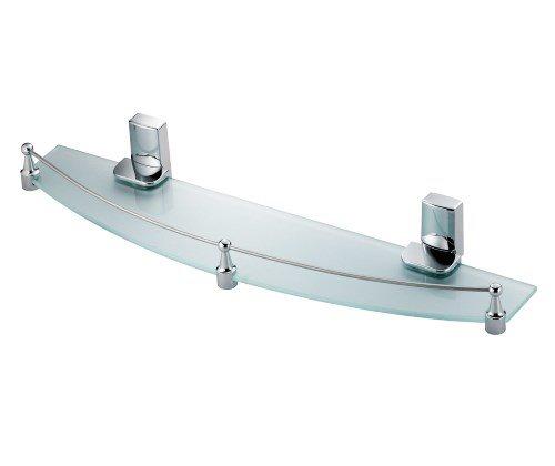 Полка стеклянная Wasserkraft Leine K-5044