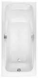 Ванна чугунная Jacob Delafon Repos 170х80 с ручками