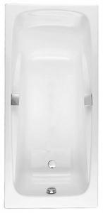 Ванна чугунная Jacob Delafon Repos 180х90 с ручками