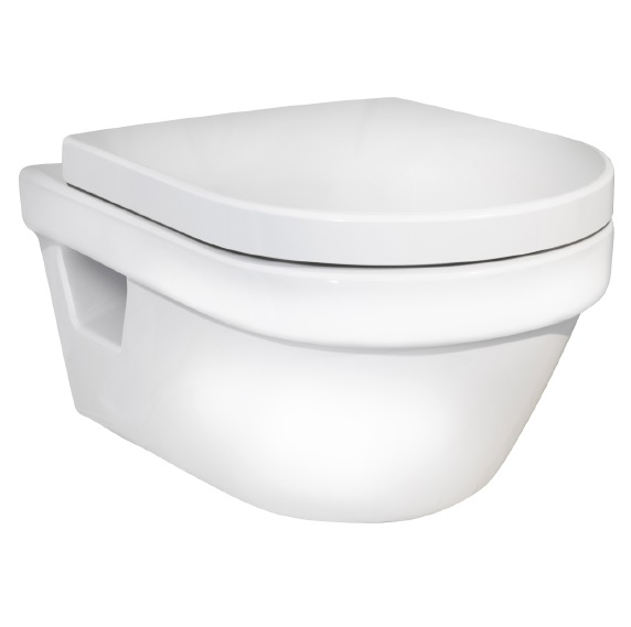 Унитаз подвесной Gustavsberg Hygienic Flush WWC безободковый