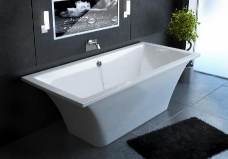 Мраморная ванна Астра-Форм Лотус 185х85