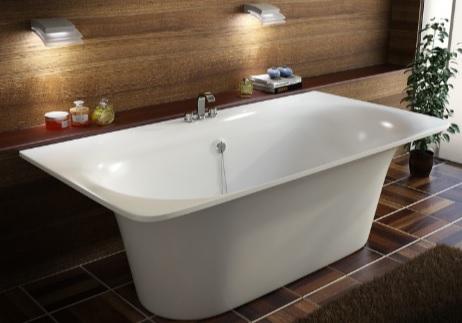 Мраморная ванна Астра-Форм Прима 185х90