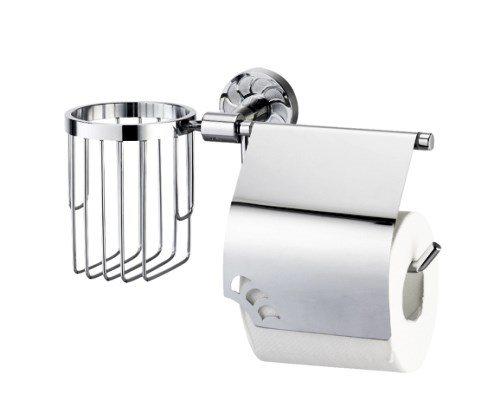 Держатель туалетной бумаги Wasserkraft Isen K-4059