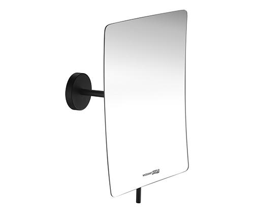 Зеркало косметическое Wasserkraft K-1001 Black
